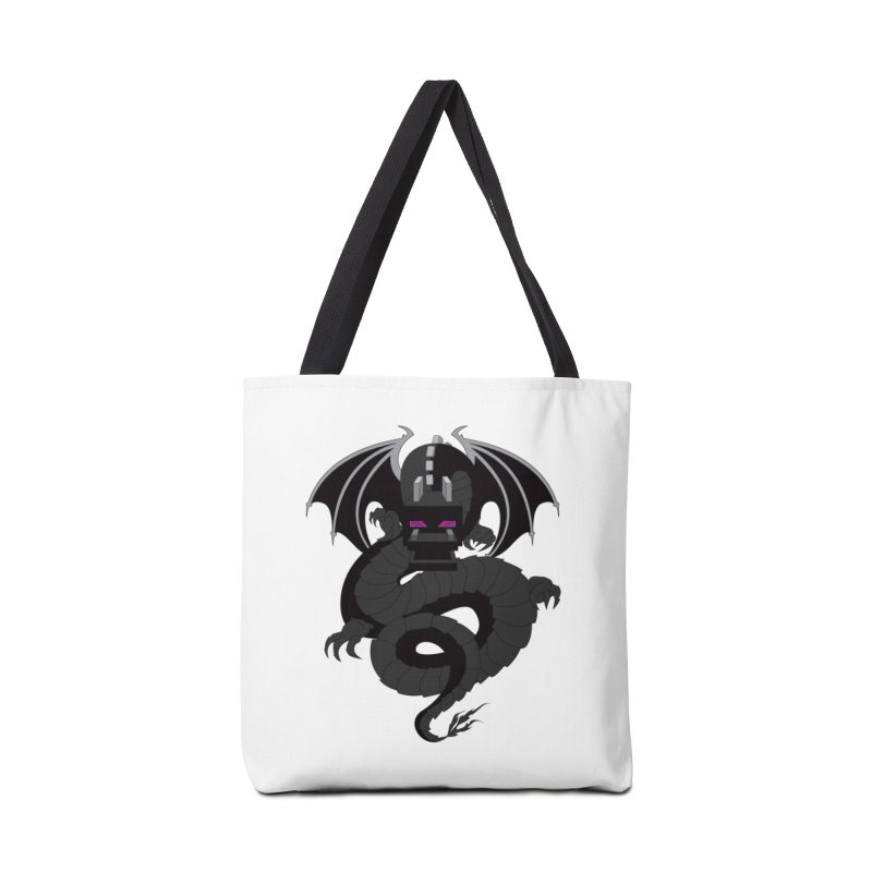 Chinese Ender Dragon Accessories Bag by Mythic Ink's Shop