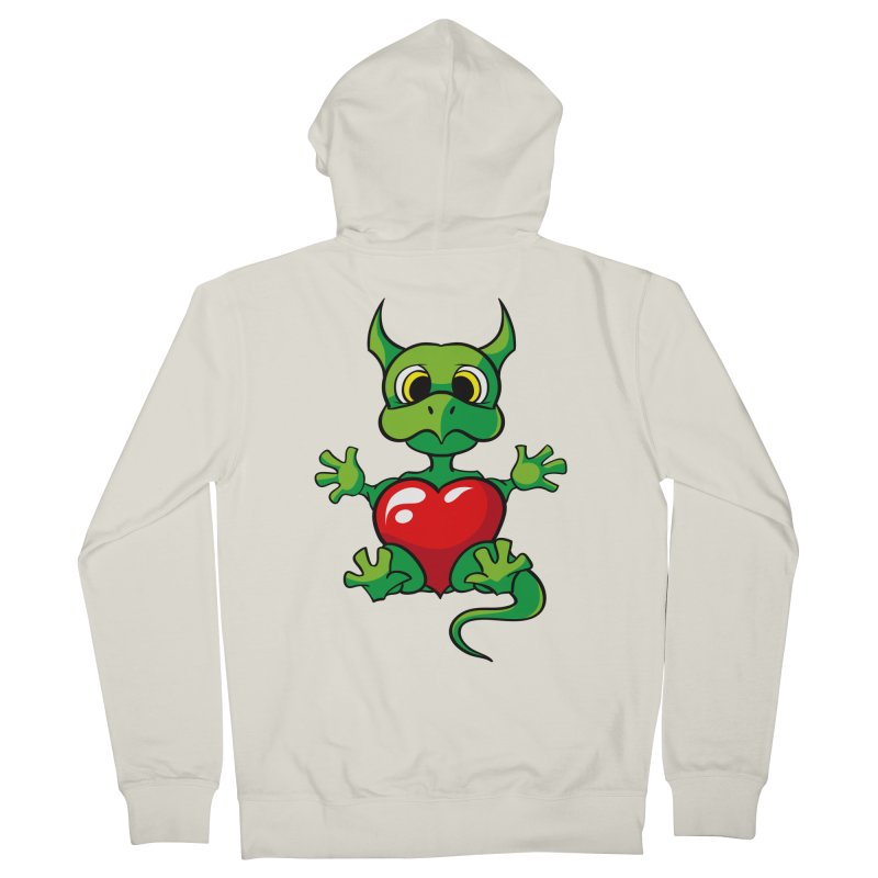 Be Mine Women's Zip-Up Hoody by Mythic Ink's Shop
