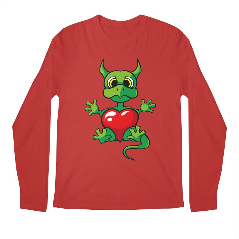 Be Mine Men's Longsleeve T-Shirt by Mythic Ink's Shop