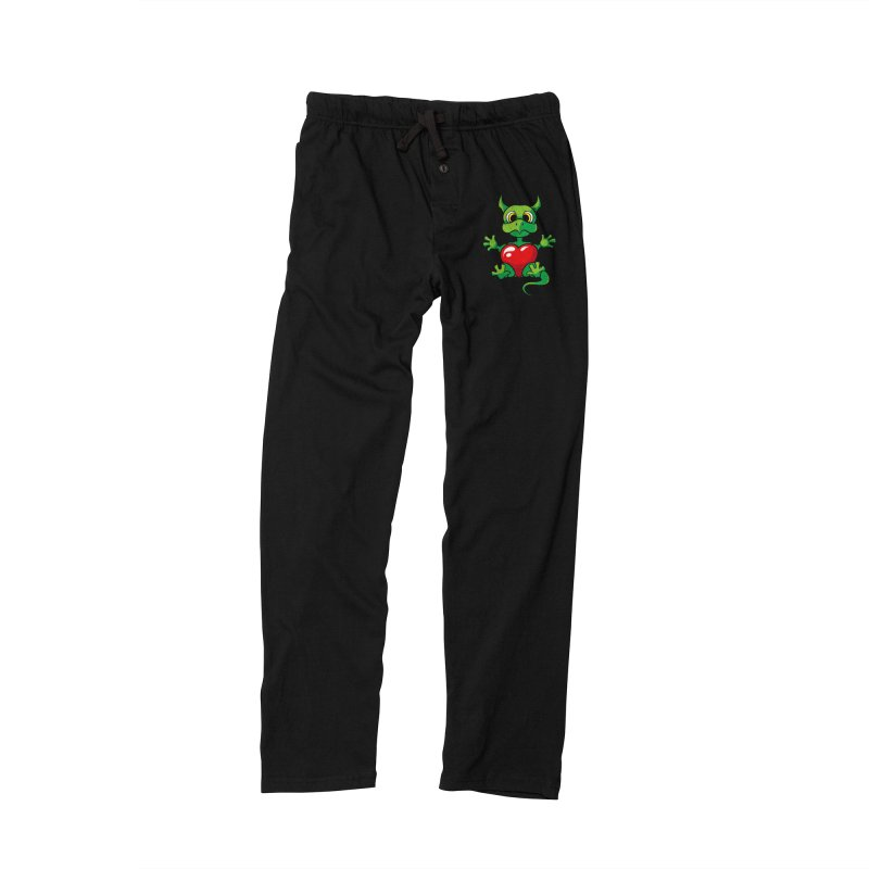 Be Mine Men's Lounge Pants by Mythic Ink's Shop