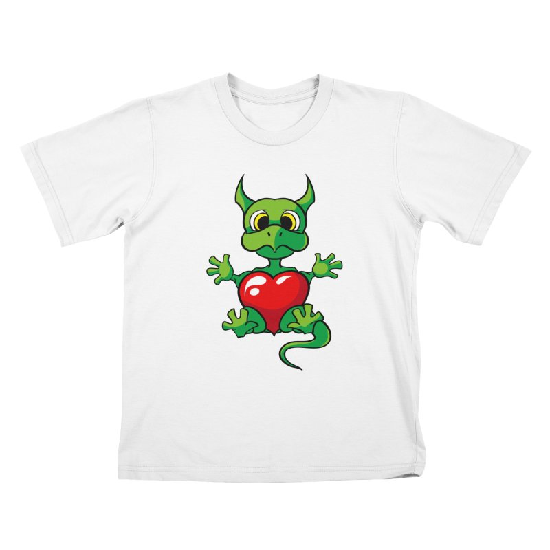 Be Mine Kids T-shirt by Mythic Ink's Shop