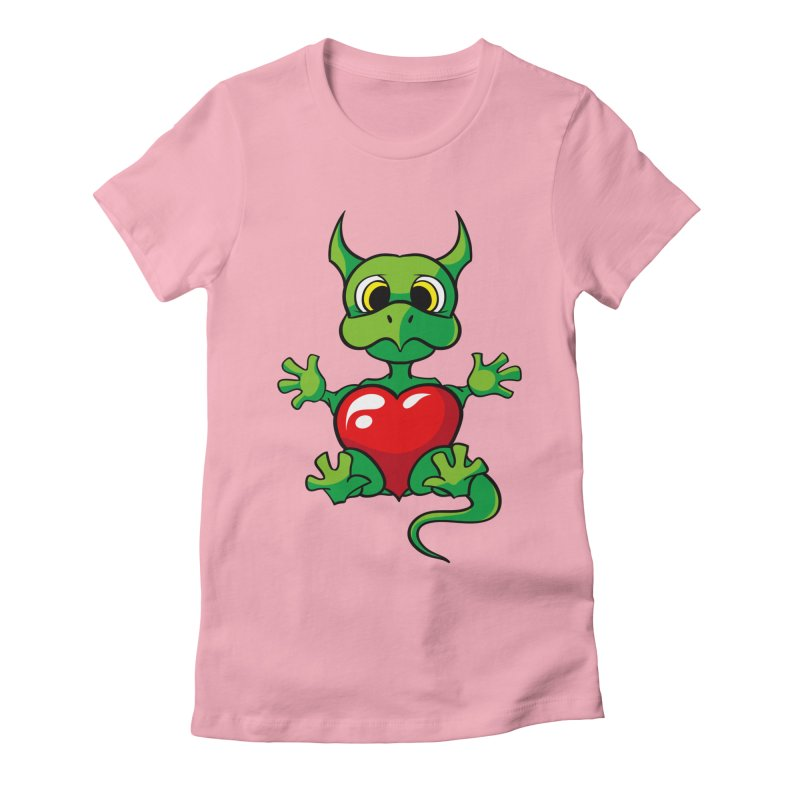 Be Mine Women's Fitted T-Shirt by Mythic Ink's Shop
