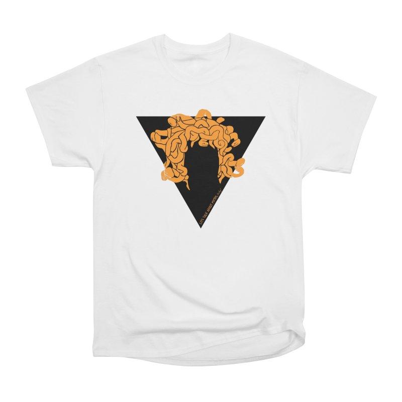 Medusa Women's T-Shirt by Let's Talk About Myths, Baby! Merch Shop