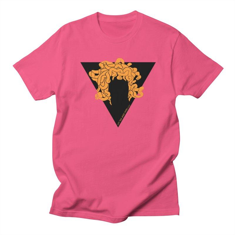 Medusa Men's T-Shirt by Let's Talk About Myths, Baby! Merch Shop