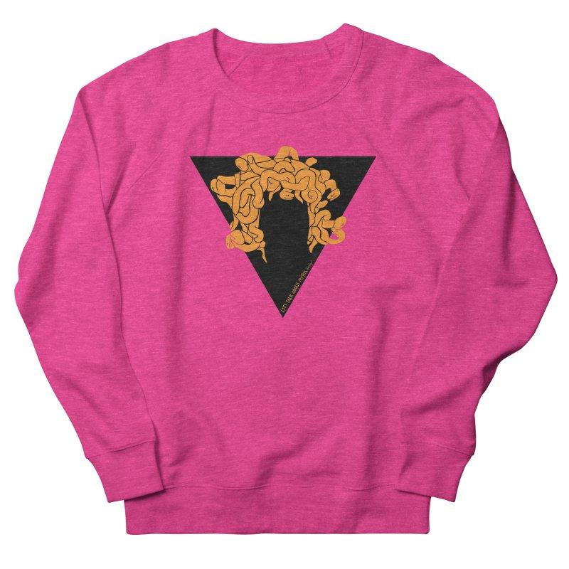 Medusa Women's Sweatshirt by Let's Talk About Myths, Baby! Merch Shop