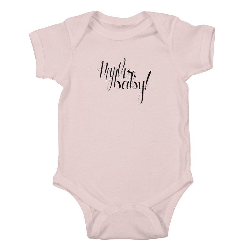 Myths, Baby! Kids Baby Bodysuit by Myths Baby's Artist Shop