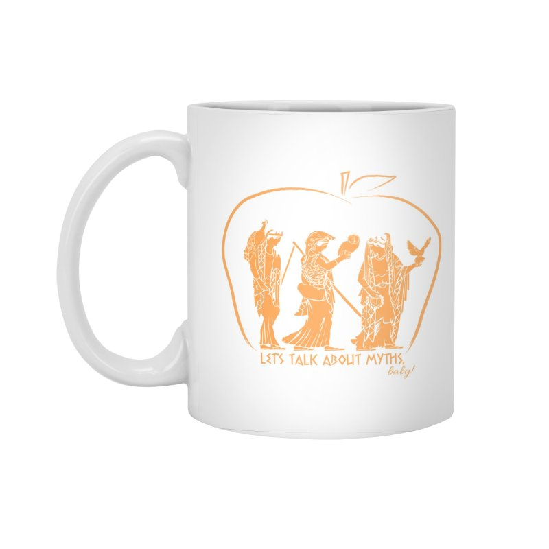Judgement of Paris Accessories Standard Mug by Myths Baby's Artist Shop
