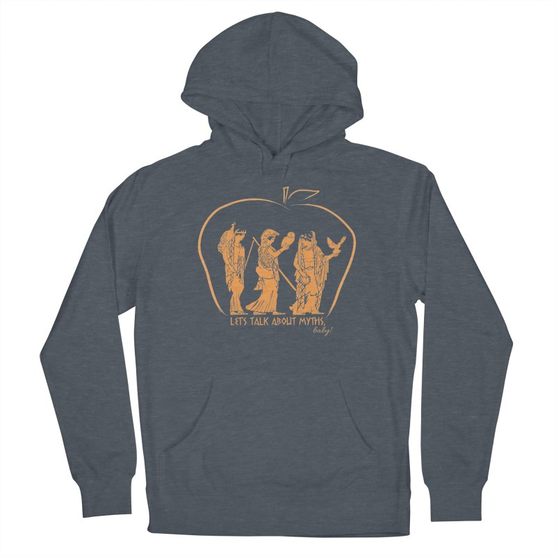 Judgement of Paris Women's Pullover Hoody by Let's Talk About Myths, Baby! Merch Shop