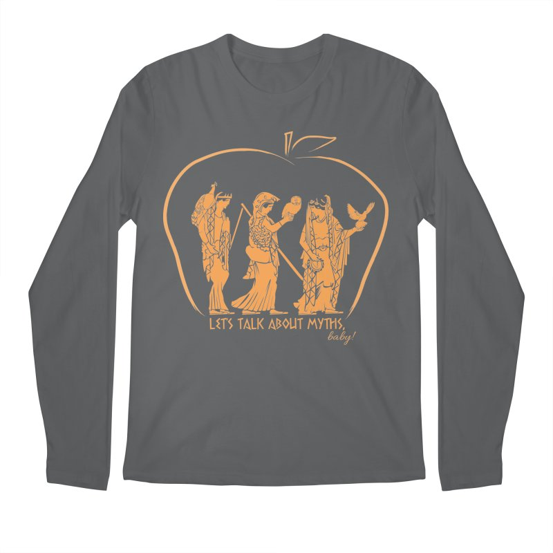 Judgement of Paris Men's Longsleeve T-Shirt by Let's Talk About Myths, Baby! Merch Shop
