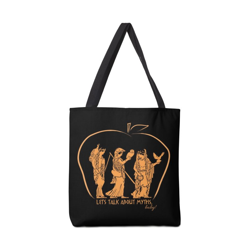 Judgement of Paris Accessories Tote Bag Bag by Myths Baby's Artist Shop