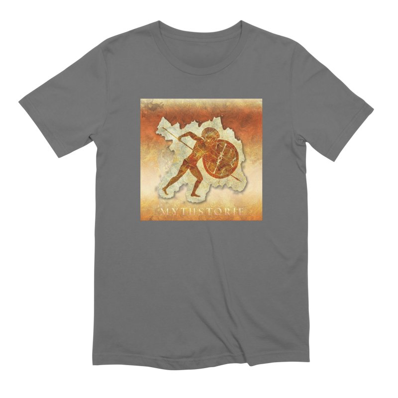 Mythstorie Logo Men's T-Shirt by mythstorie's Artist Shop