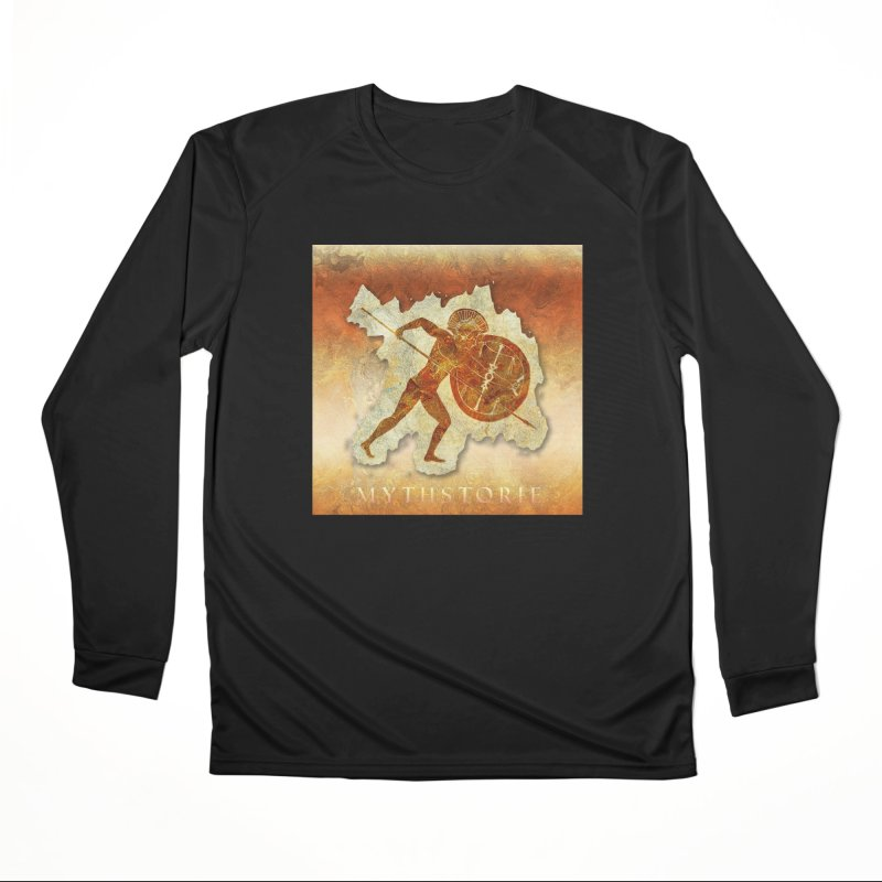 Mythstorie Logo Men's Longsleeve T-Shirt by mythstorie's Artist Shop