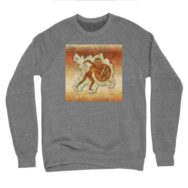 Mythstorie Logo Men's Sweatshirt by mythstorie's Artist Shop