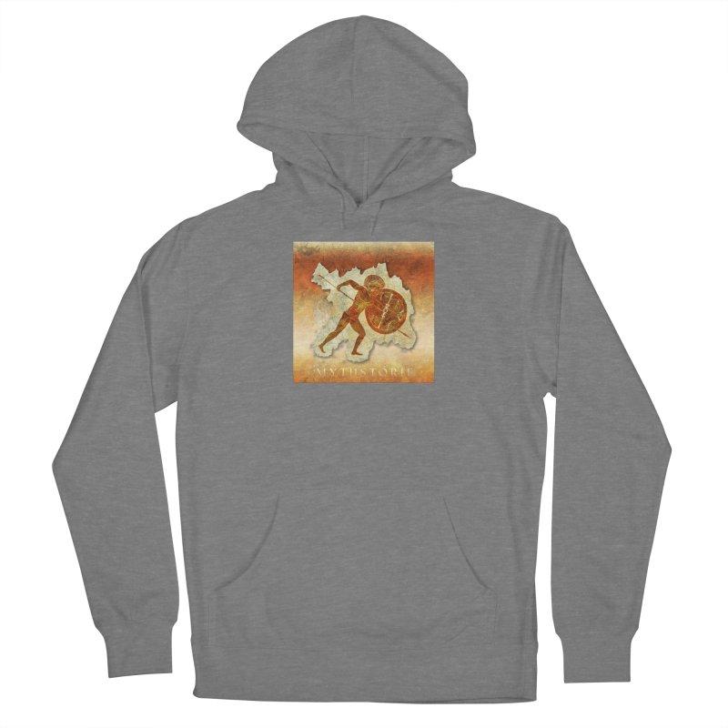Mythstorie Logo Women's Pullover Hoody by mythstorie's Artist Shop