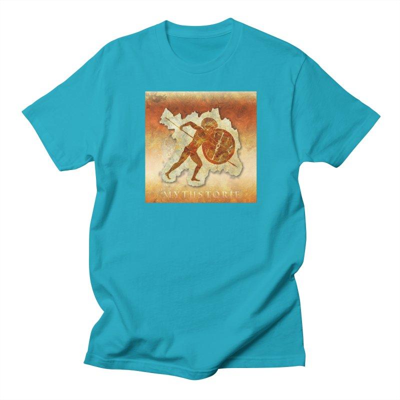 Mythstorie Logo Men's T-Shirt by mythstorie's Artist Shop