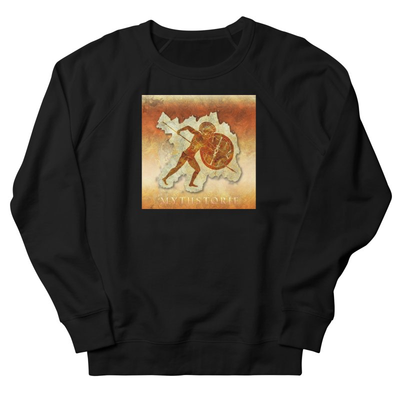 Mythstorie Logo Men's Sweatshirt by mythstorie's Artist Shop