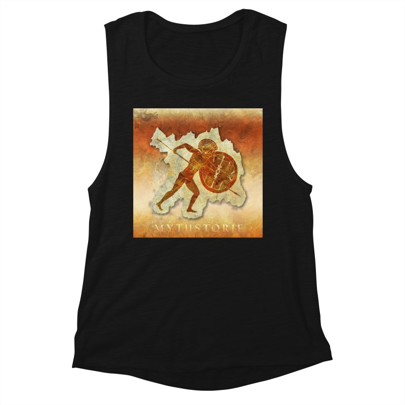 Mythstorie Logo Women's Tank by mythstorie's Artist Shop
