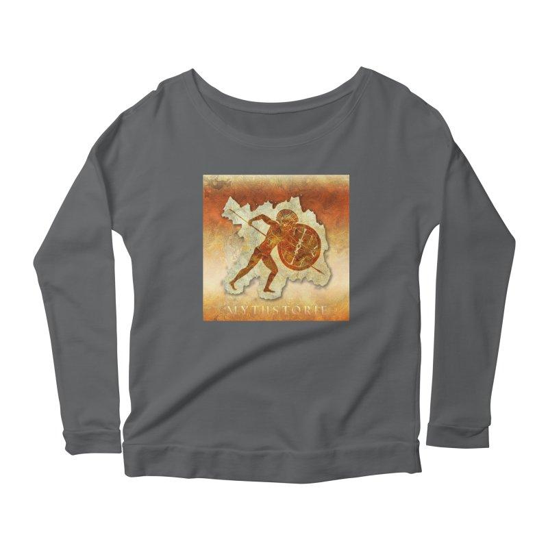 Mythstorie Logo Women's Longsleeve T-Shirt by mythstorie's Artist Shop