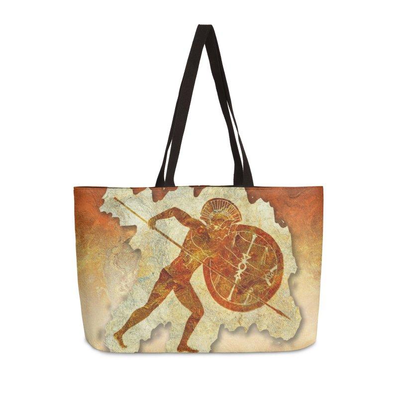 Mythstorie Logo Accessories Bag by mythstorie's Artist Shop