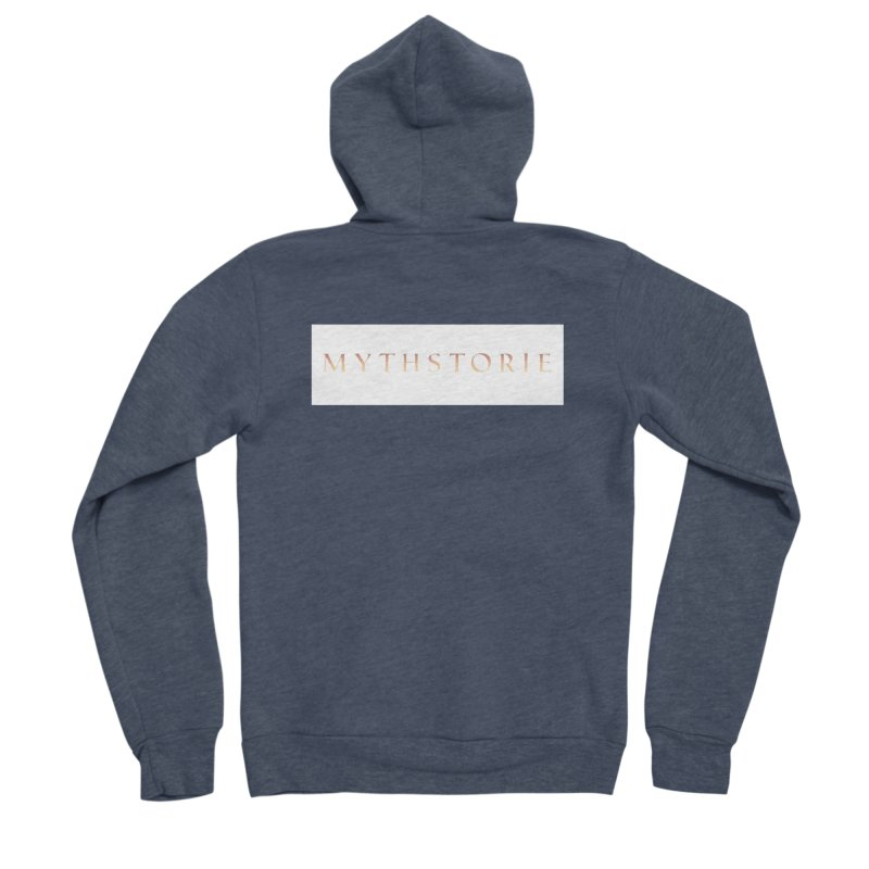 Mythstorie Shirt Men's Zip-Up Hoody by mythstorie's Artist Shop
