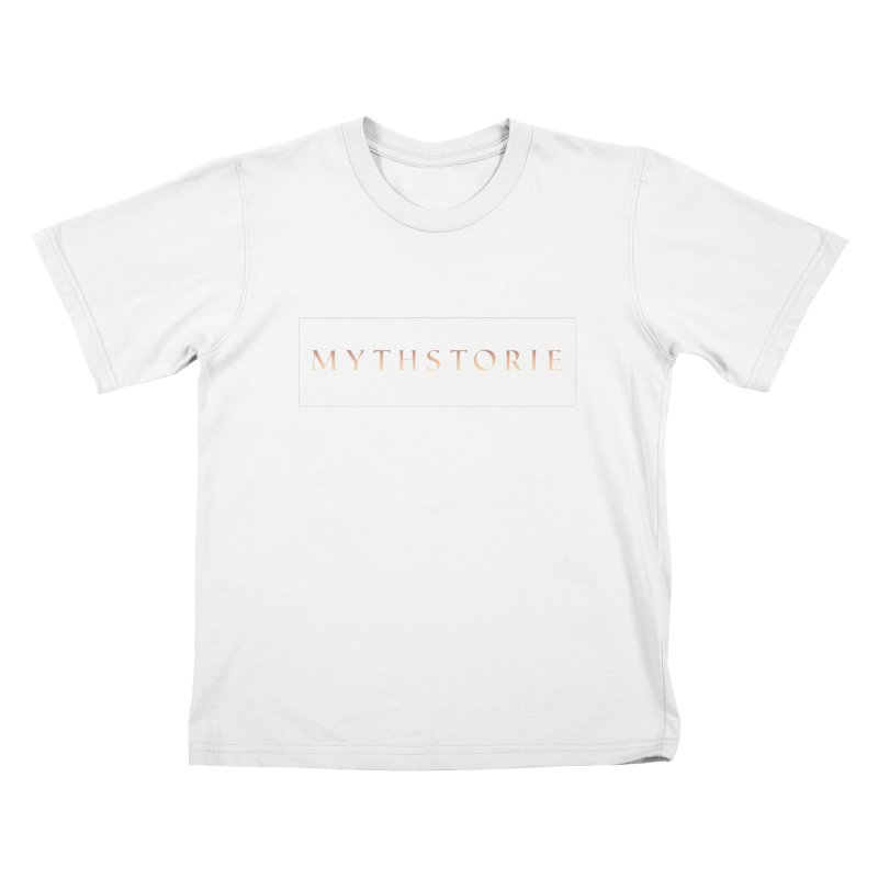 Mythstorie Shirt Kids T-Shirt by mythstorie's Artist Shop
