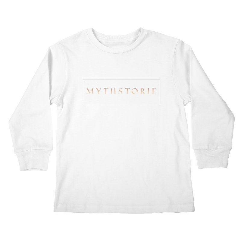 Mythstorie Shirt Kids Longsleeve T-Shirt by mythstorie's Artist Shop