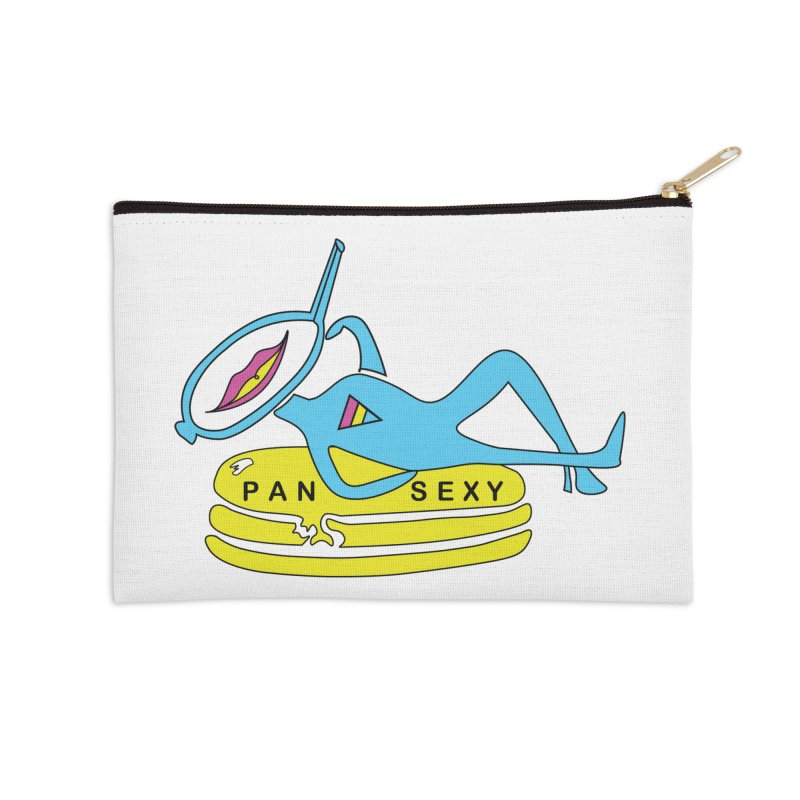 PanSEXY Accessories Zip Pouch by MyUmbrella Store