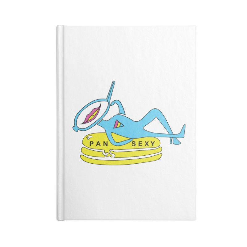 PanSEXY Accessories Lined Journal Notebook by MyUmbrella Store