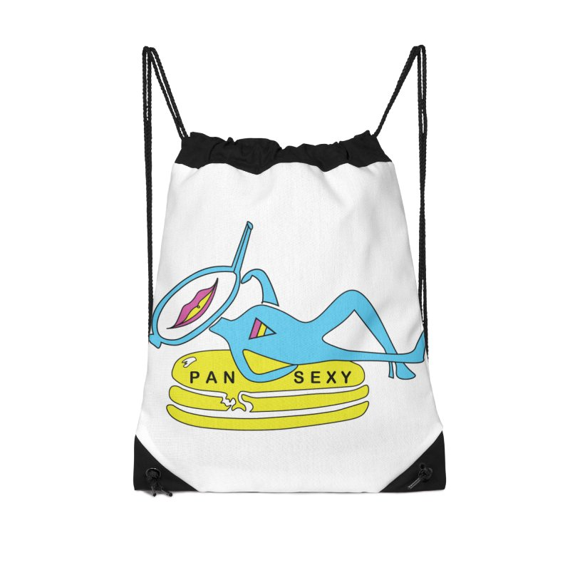 PanSEXY Accessories Drawstring Bag Bag by MyUmbrella Store