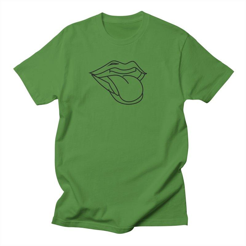 Wasssssssup (Black) Women's Regular Unisex T-Shirt by MyUmbrella Store
