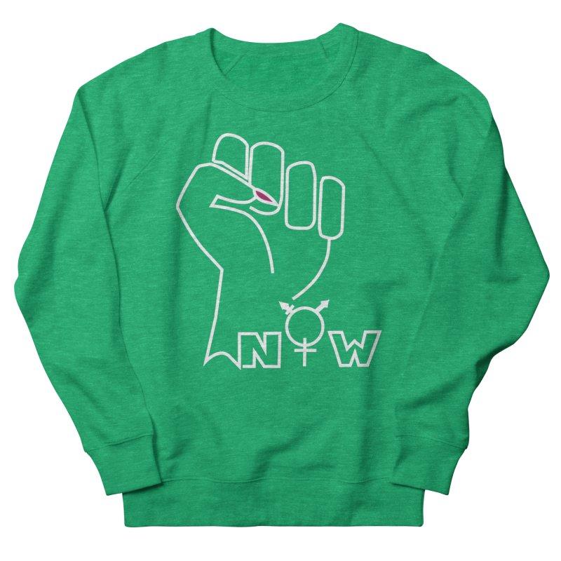 Fist of Change! (White) Women's Sweatshirt by MyUmbrella Store