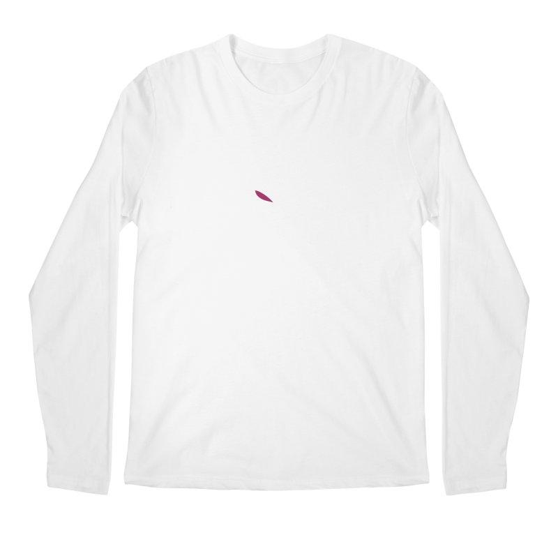 Fist of Change! (White) Men's Regular Longsleeve T-Shirt by MyUmbrella Store