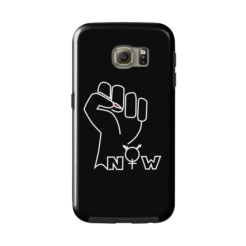 Fist of Change! (White) Accessories Phone Case by MyUmbrella Store