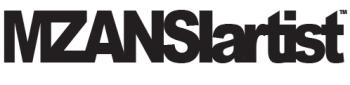 mzansiartist's Artist Shop Logo