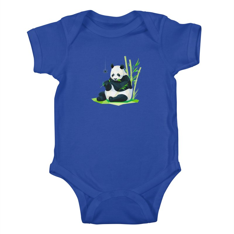 1 Second to Fright Kids Baby Bodysuit by nacreative's Artist Shop
