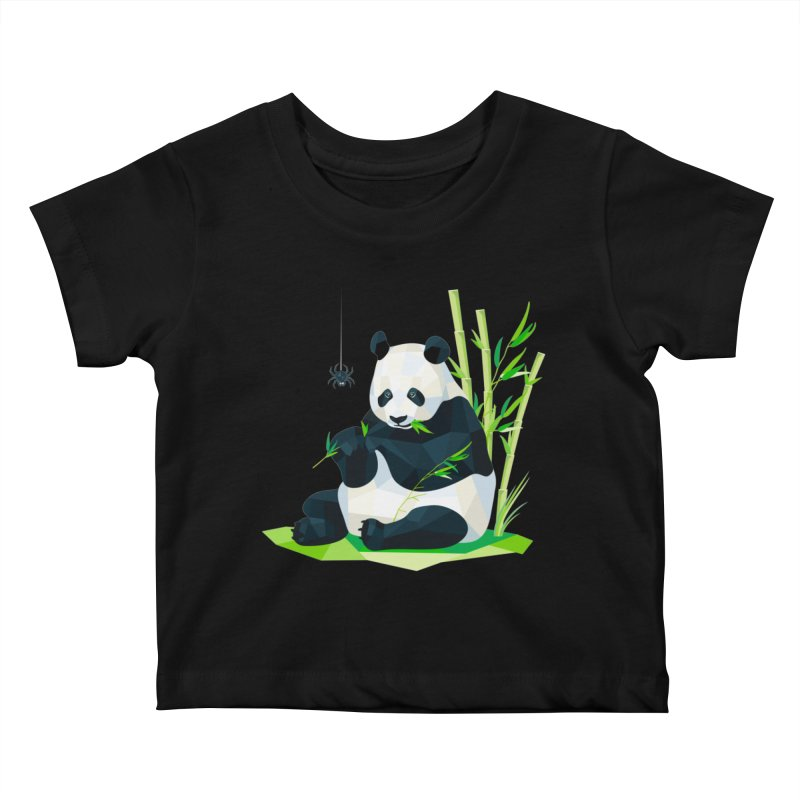 1 Second to Fright Kids Baby T-Shirt by nacreative's Artist Shop