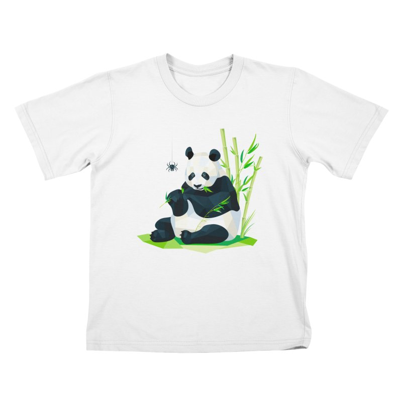 1 Second to Fright Kids T-Shirt by nacreative's Artist Shop