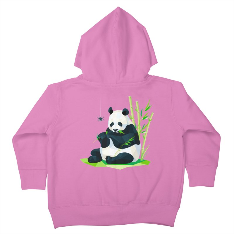 1 Second to Fright Kids Toddler Zip-Up Hoody by nacreative's Artist Shop