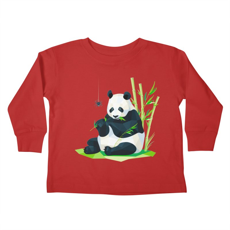 1 Second to Fright Kids Toddler Longsleeve T-Shirt by nacreative's Artist Shop