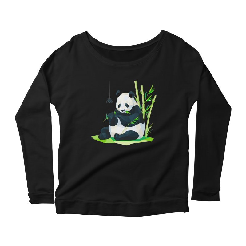 1 Second to Fright Women's Longsleeve Scoopneck  by nacreative's Artist Shop