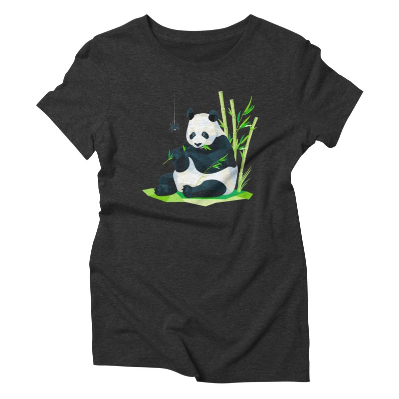 1 Second to Fright Women's Triblend T-Shirt by nacreative's Artist Shop