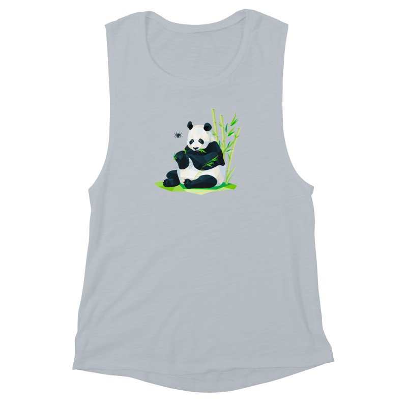 1 Second to Fright Women's Muscle Tank by nacreative's Artist Shop