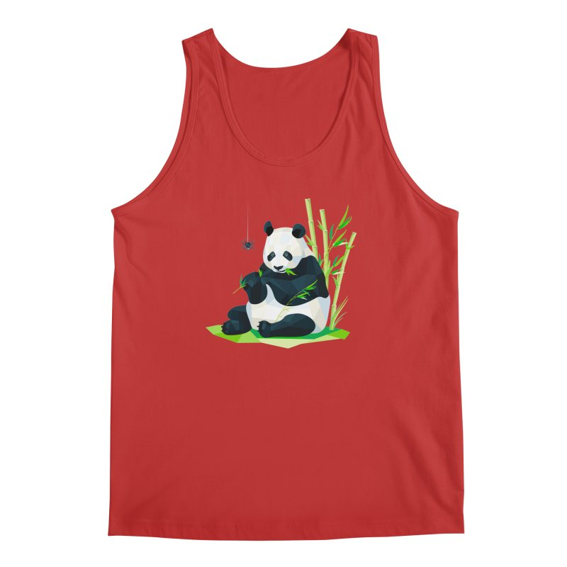 1 Second to Fright Men's Tank by nacreative's Artist Shop