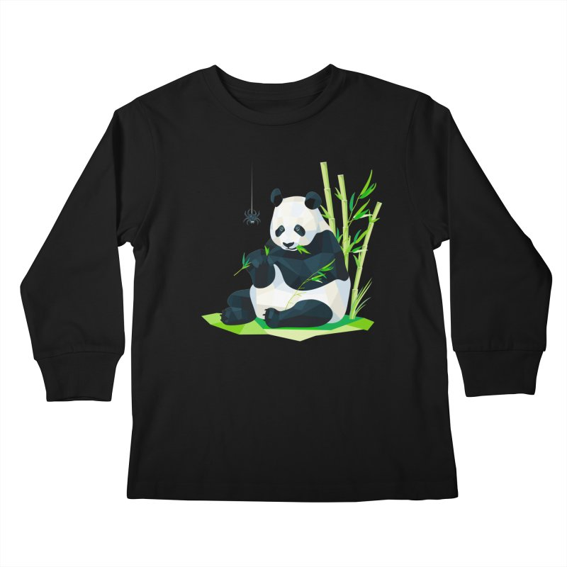 1 Second to Fright Kids Longsleeve T-Shirt by nacreative's Artist Shop