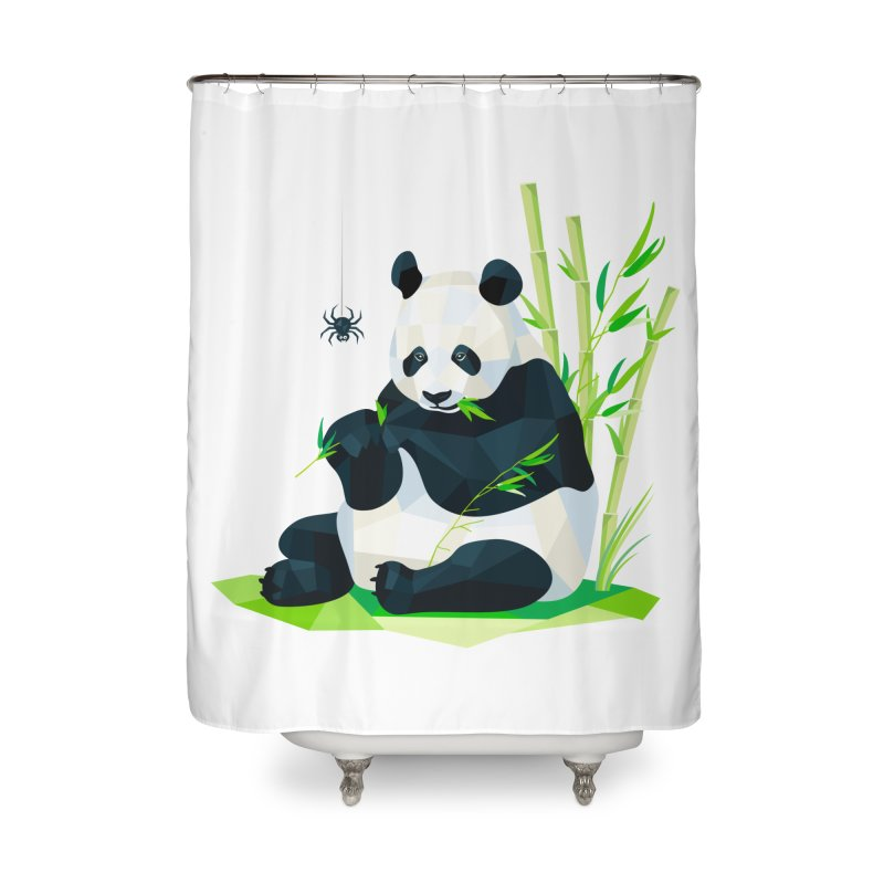1 Second to Fright Home Shower Curtain by nacreative's Artist Shop