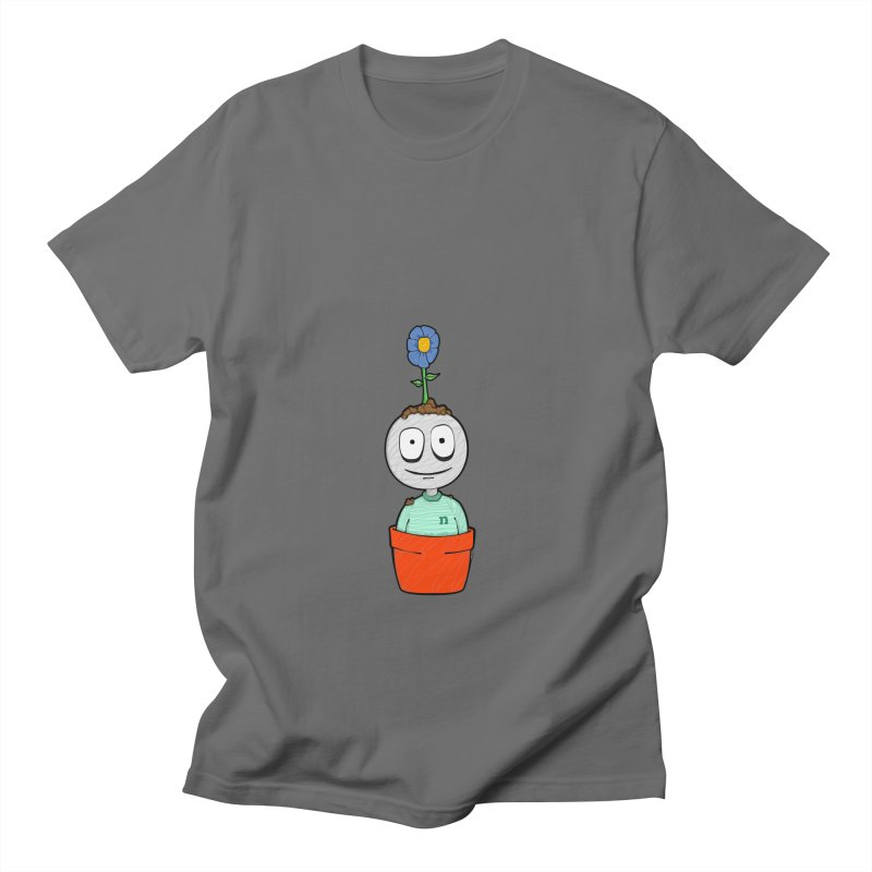From the bottom up Men's T-Shirt by nadtown