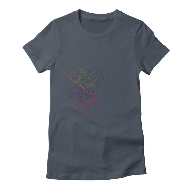 TTL (Through-the-lens) Women's T-Shirt by nadtown