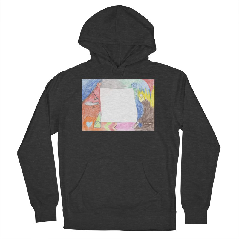 My Life Is Emptiness Men's French Terry Pullover Hoody by nagybarnabas's Artist Shop