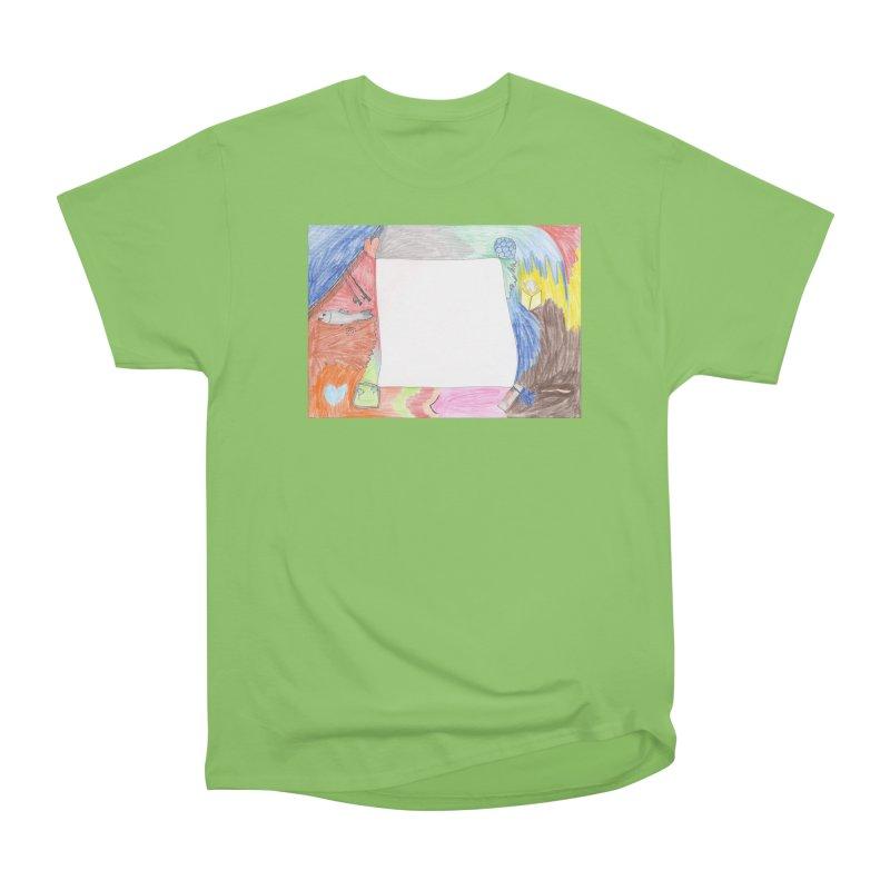 My Life Is Emptiness Women's Heavyweight Unisex T-Shirt by nagybarnabas's Artist Shop