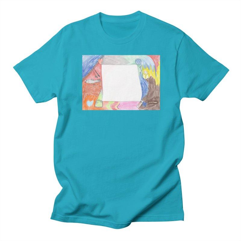 My Life Is Emptiness Women's Regular Unisex T-Shirt by nagybarnabas's Artist Shop